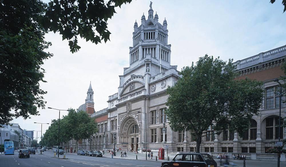 英國倫敦最美的V&A Museum(維多利亞與阿爾伯特博物館)