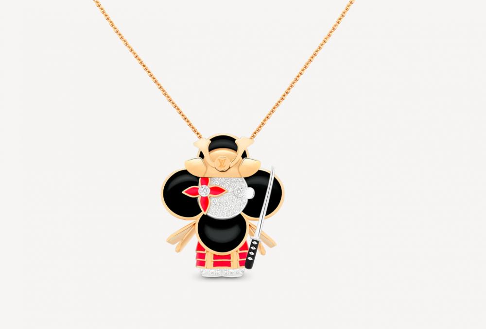 有著日本武士霸氣設計的Vivienne Samurai是你值得收藏的珠寶