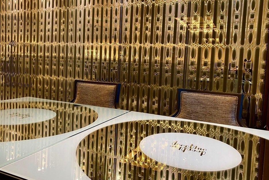 讓人宛如置身於歐洲的咖啡廳,位於台南奇美博物館之中