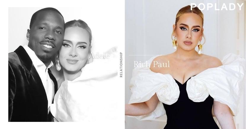 當愛情粉紅泡泡再次來臨: 美聲天后Adele 與Rich Paul社群認愛,戀愛中的女人美到不行!