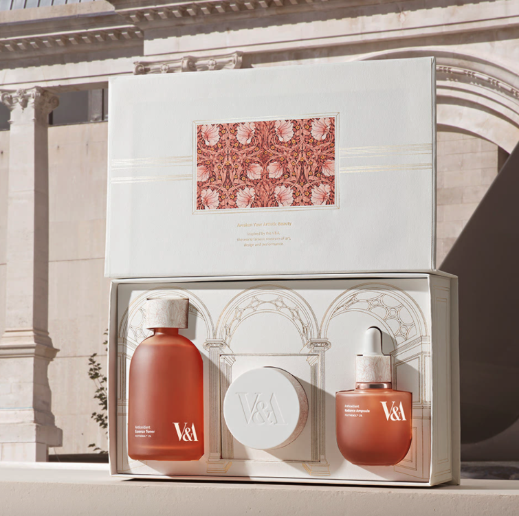 V&A向美妝範疇以「V&A Beauty」延續博物館的信念