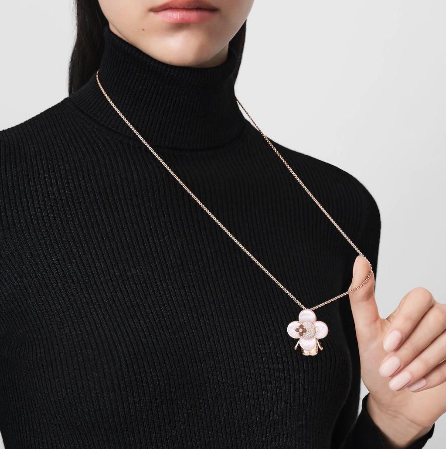 將Louis Vuitton的經典收成為你的珠寶收藏