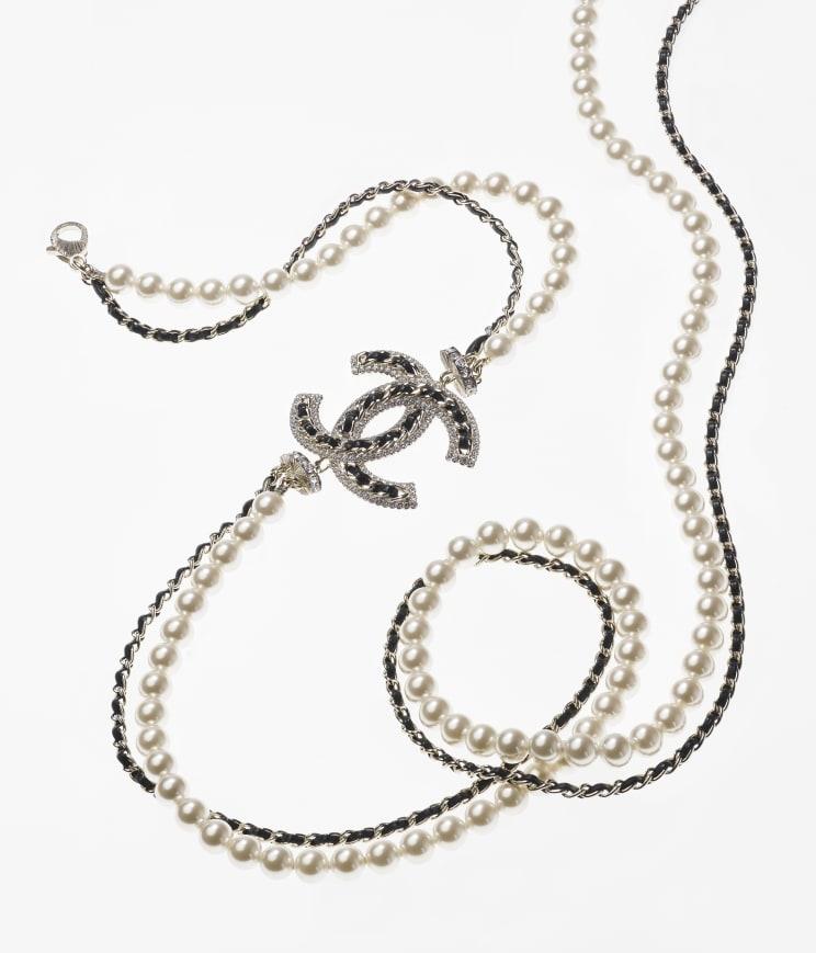CHAENL Long Necklace
