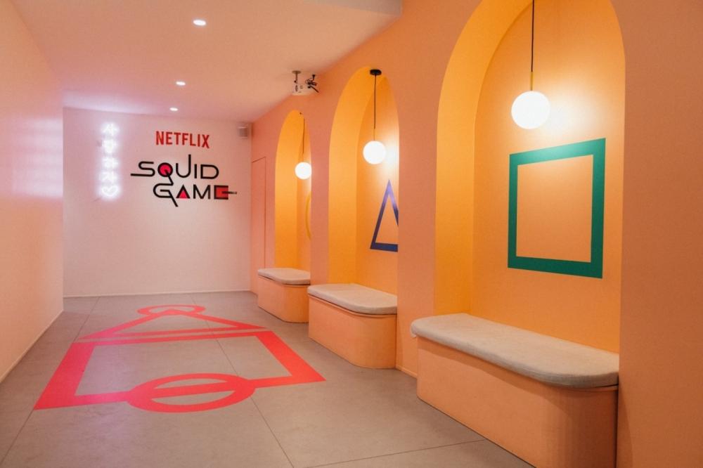 《魷魚游戲Squid Game》  享受多元感官饗宴