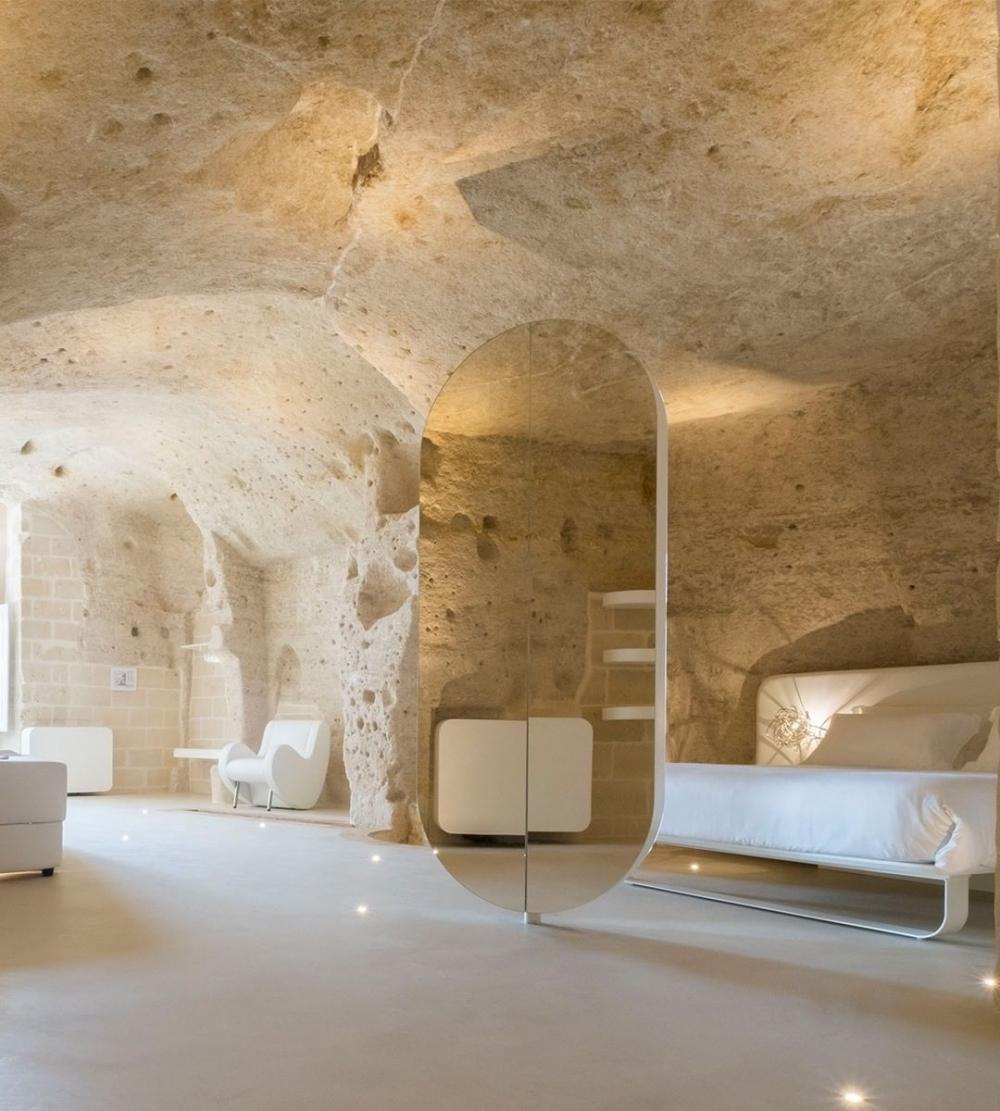 以Aquatio Cave Hotel延續古城的不變魅力