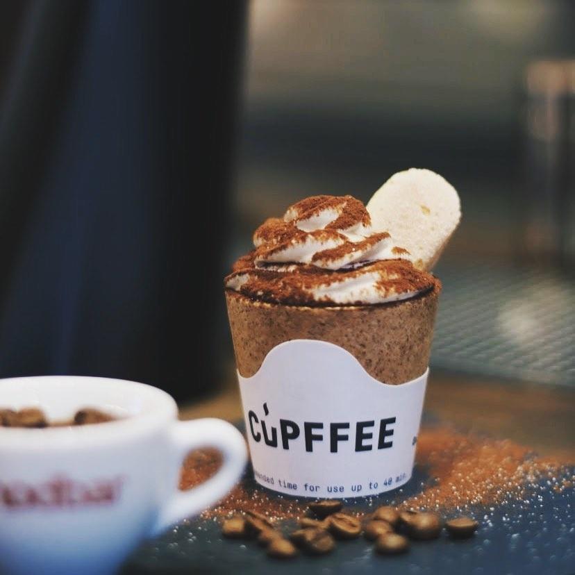 Soul的咖啡匠人工藝,為這一杯Crispy Mocha「可食用」的價值