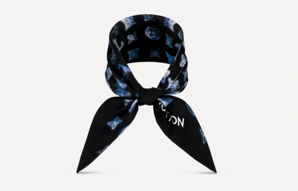Louis Vuitton Flight Mode Bandana
