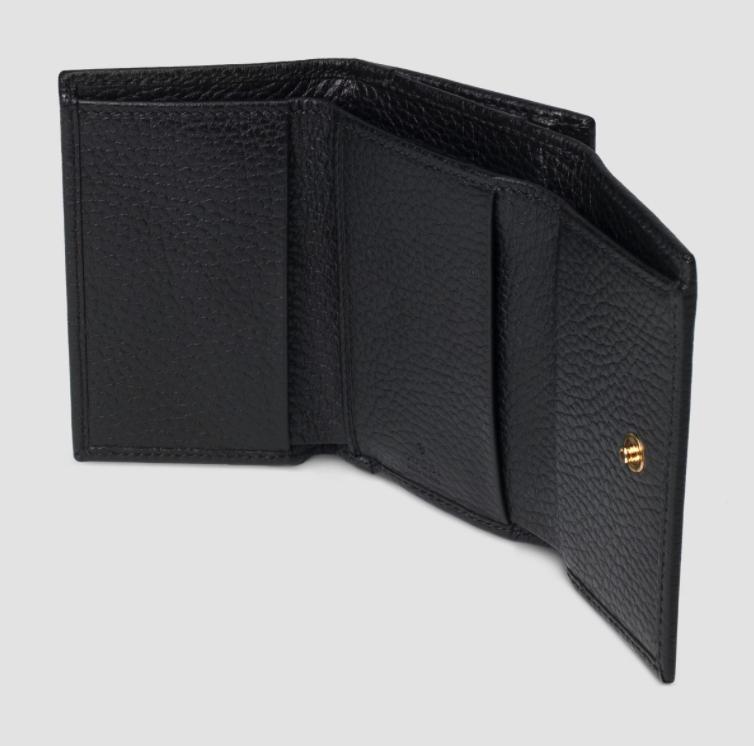 Gucci Marmont 銀包取自70年代的典藏設計