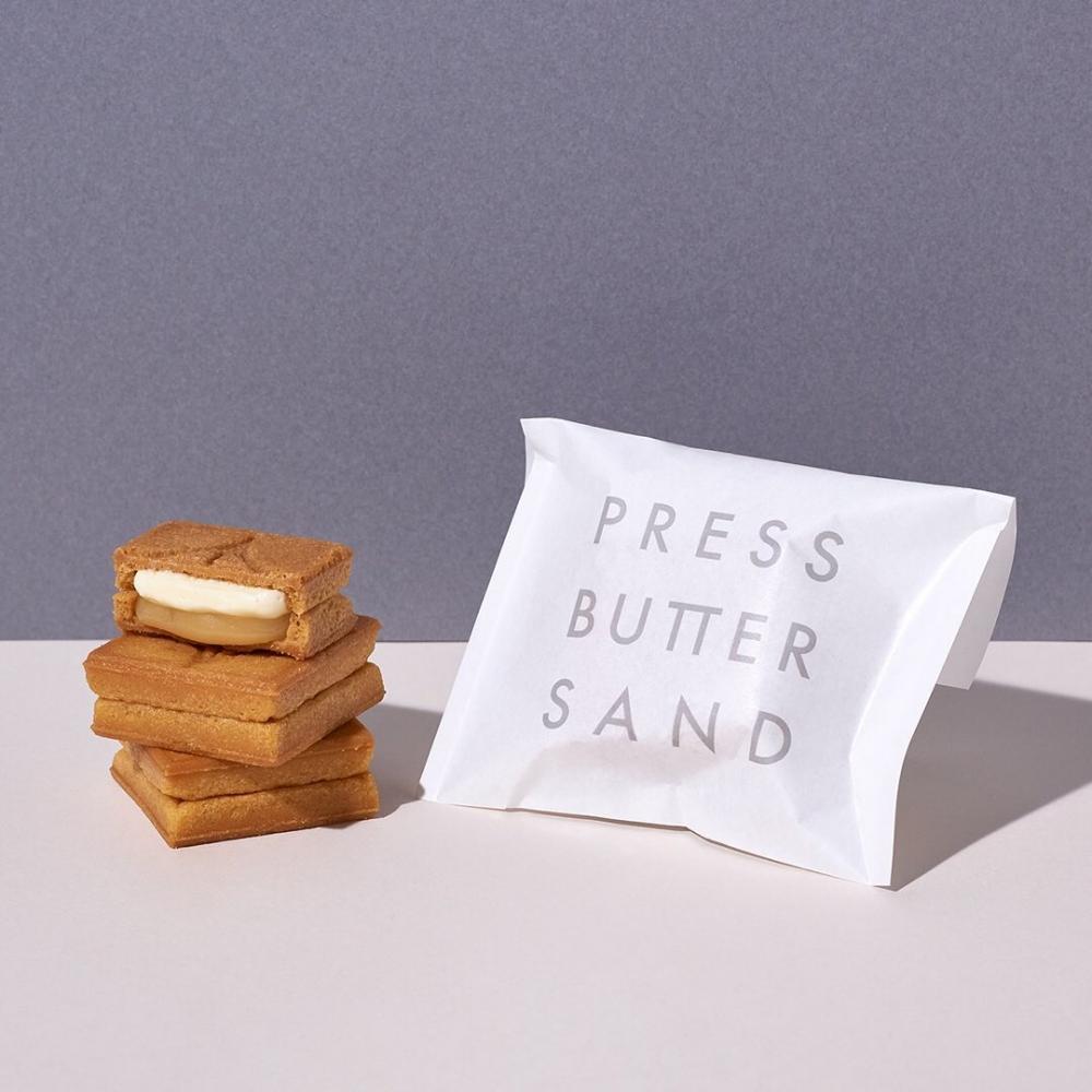 餅乾模鑄的形狀,提升品牌辨識度