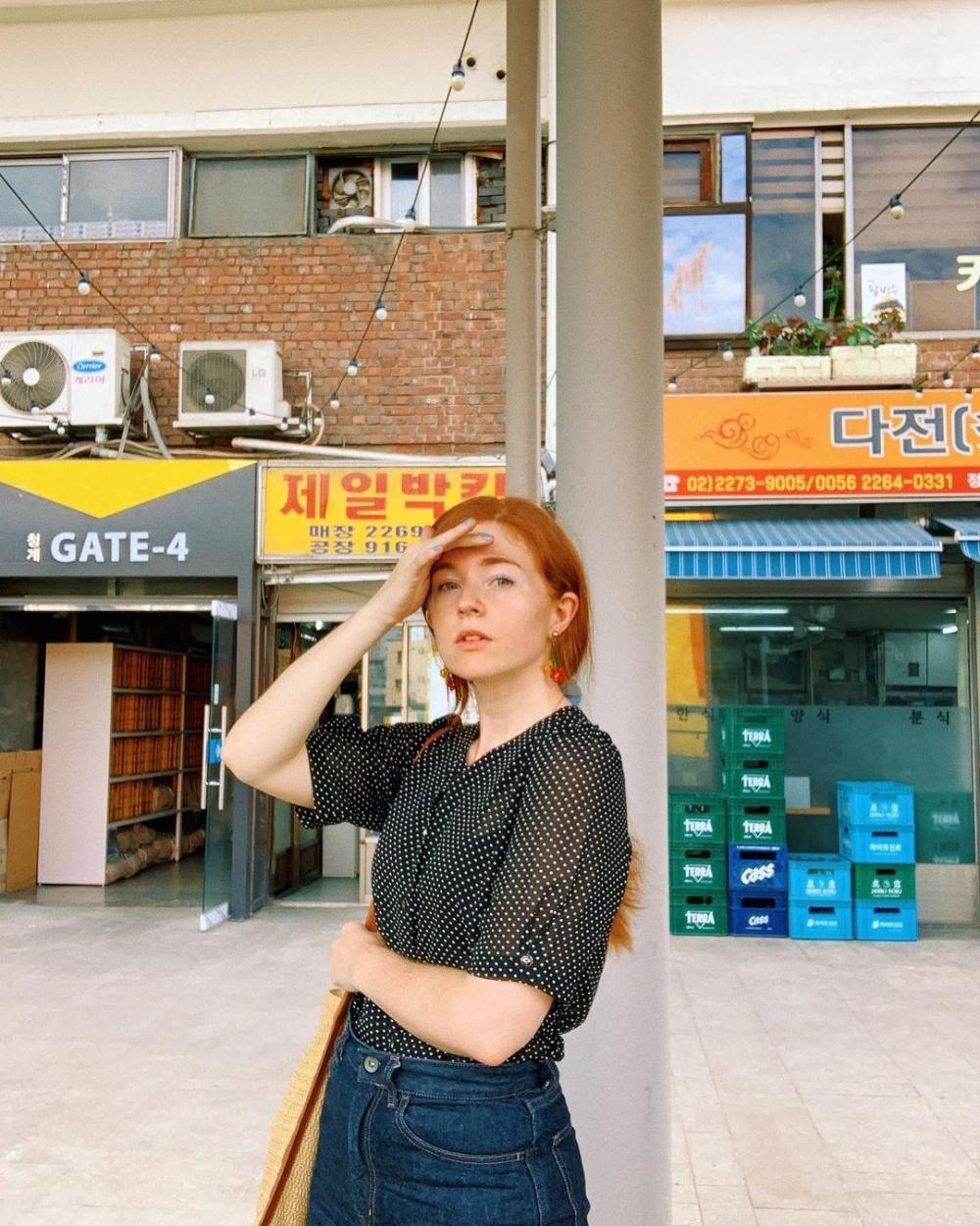 因為來到韓國留學,而愛上首爾的美國人