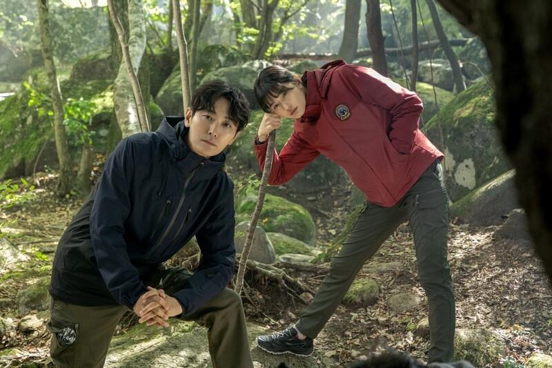 頂級護林員徐宜康(全智賢飾)和擁有不可告人秘密的新秀護林員姜賢祖(朱智勳飾)挖掘出在山上發生的神秘事故背後真相