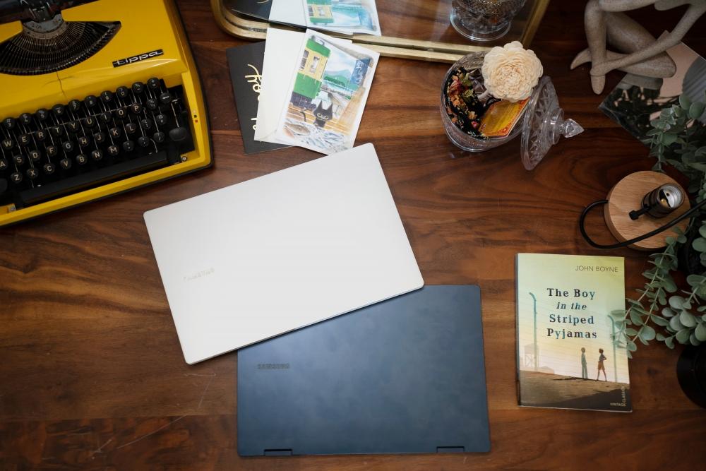 全新Galaxy Book Pro是Samsung家族裡最薄的手提電腦